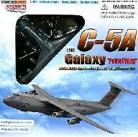 アメリカ空軍 C-5A ギャラクシー 337th AS パトリオット・ウイング