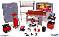 フジミガレージ&ツールツール 2