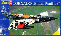 レベル1/72 飛行機トーネード ブラックパンサー