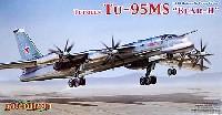 サイバーホビー1/200 Modern Air Power Seriesツポレフ Tu-95MS ベア-H