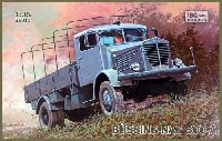 IBG1/35 AFVモデルドイツ ビューシング NAG500A 4.5トン 大型トラック 4輪駆動型