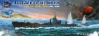 アメリカ ガトー級 潜水艦 SS-212 1942年