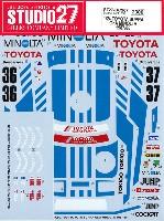 トヨタ スープラ Gr.A ミノルタ 1987/88 デカール