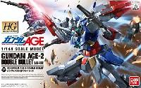 バンダイ1/144 HG ガンダムAGE(エイジ)ガンダム AGE-2 ダブルバレット