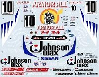 タブデザイン1/24 デカールニッサン スカイライン GT-R (R33) ジョンソン JGTC 1995