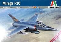 イタレリ1/48 飛行機シリーズミラージュ F1C