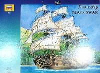 ズベズダ帆船海賊船 ブラック・スワン号