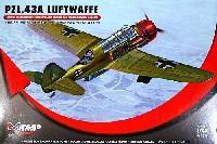 ドイツ空軍 PZL.43A 軽爆撃機