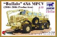 アメリカ バッファロー MPCV 地雷除去車両
