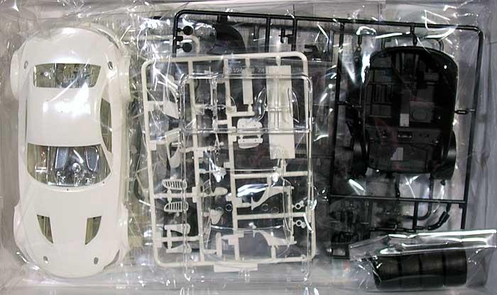 初音ミク × GSR BMW Rd8 Motegi BMW Z4 GT3 (実車パッケージ)(初回限定:クリアファイル付)プラモデル(フジミRacing ミク シリーズNo.189857)商品画像_1