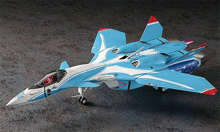 VF-11B ノートゥング 2 マクロス・ザ・ライドプラモデル(ハセガワ1/72 マクロスシリーズNo.65797)商品画像_3