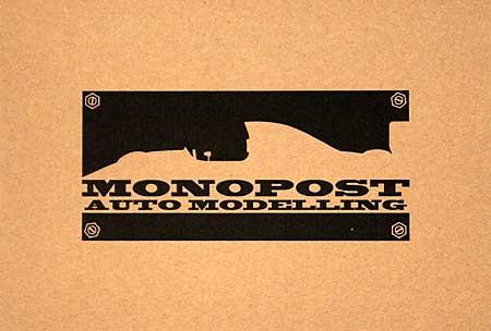 メルセデス MGP W01 イギリスGP仕様レジン(モノポスト1/20 オリジナルレジンキットNo.MP015)商品画像
