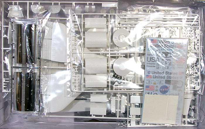スペースシャトル アトランティスプラモデル(タミヤ1/100 スペースシャトルNo.60402)商品画像_1