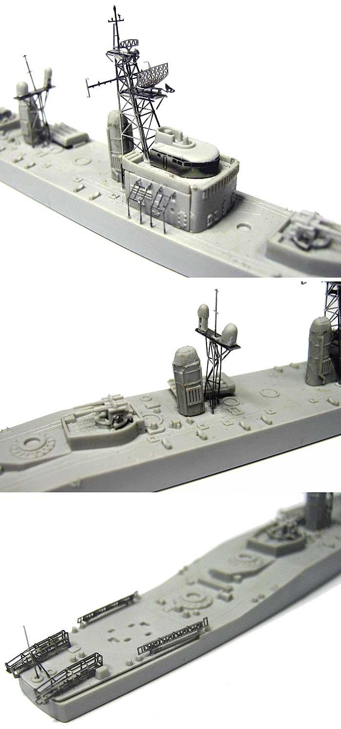 海上自衛隊 護衛艦 初代 あきづき型用 エッチングパーツエッチング(ピットロード1/700 エッチングパーツシリーズNo.PE-220)商品画像_3