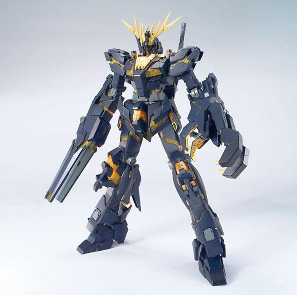 RX-0 ユニコーンガンダム 2号機 バンシィプラモデル(バンダイMG (マスターグレード)No.0175316)商品画像_1