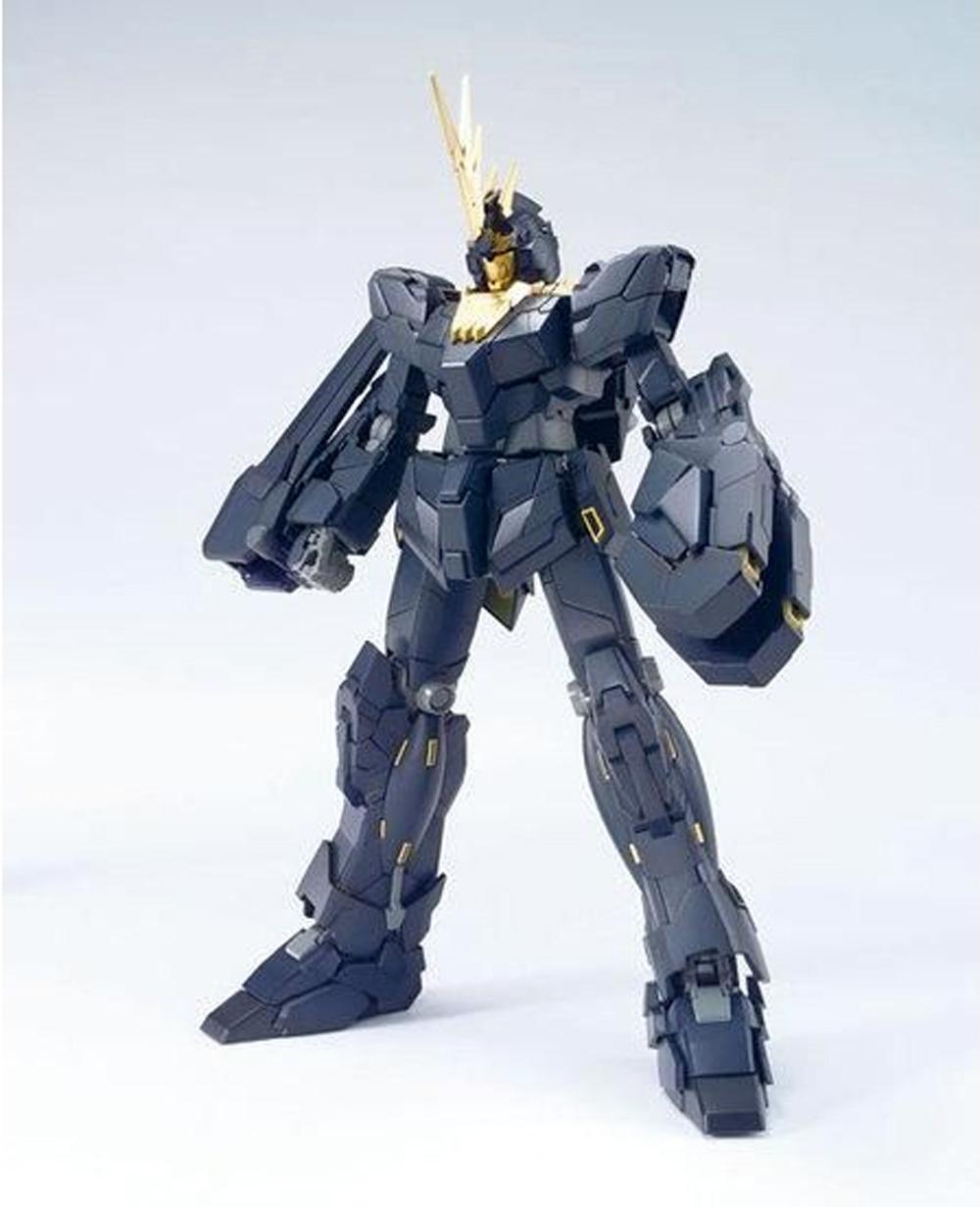 RX-0 ユニコーンガンダム 2号機 バンシィプラモデル(バンダイMG (マスターグレード)No.0175316)商品画像_2