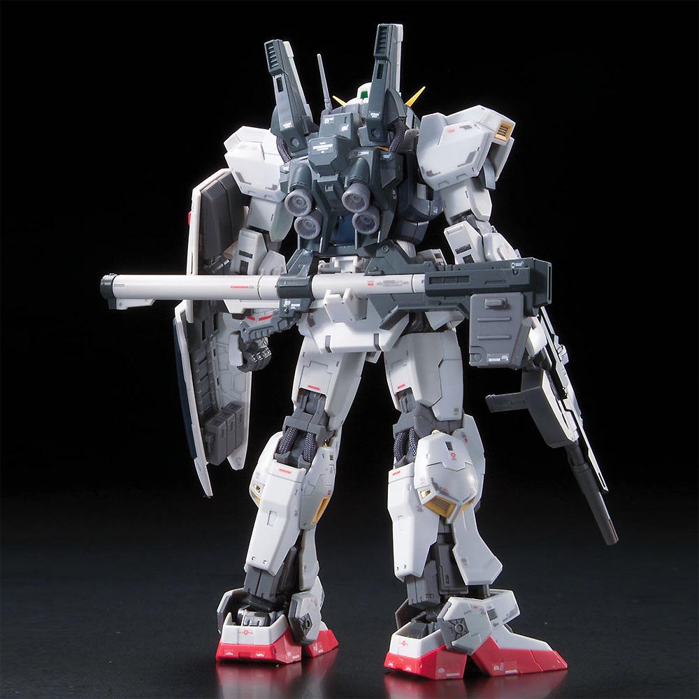 RX-178 ガンダム Mk.2 エゥーゴ仕様プラモデル(バンダイRG (リアルグレード)No.008)商品画像_4