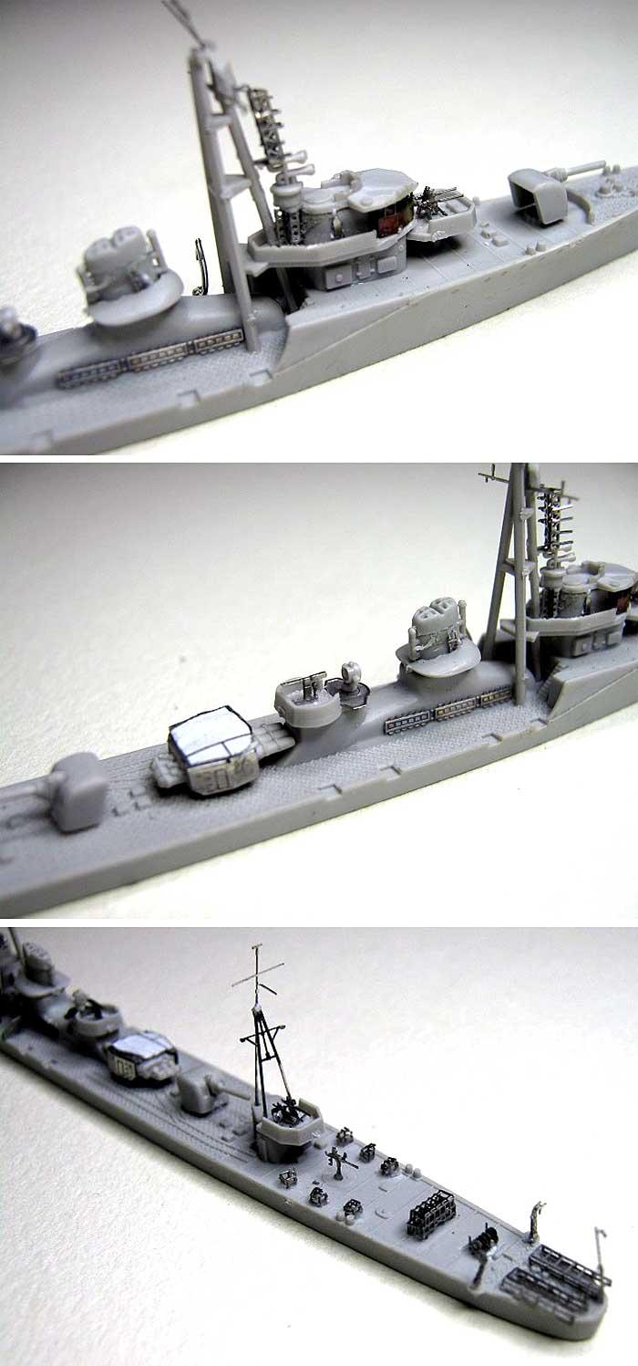 日本海軍 水雷艇 鴻型用 エッチングパーツエッチング(ピットロード1/700 エッチングパーツシリーズNo.PE-209)商品画像_2
