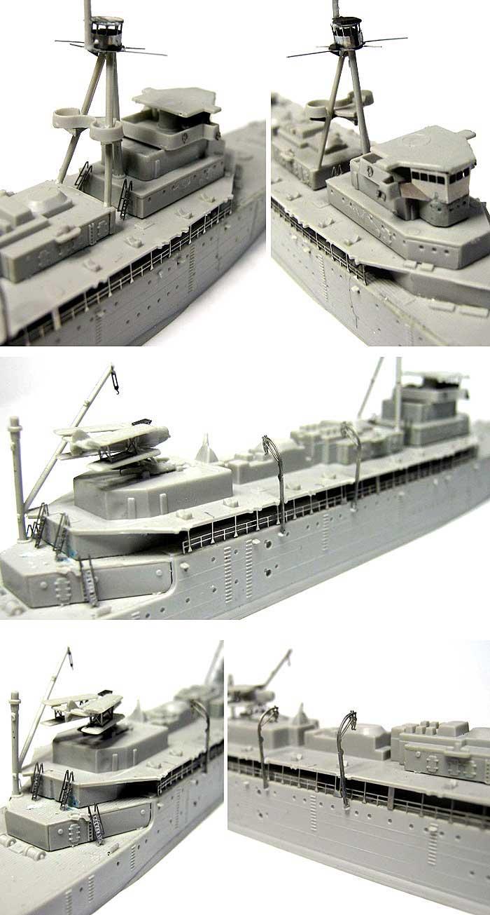 日本海軍 潜水母艦 迅鯨型用 エッチングパーツエッチング(ピットロード1/700 エッチングパーツシリーズNo.PE-217)商品画像_2