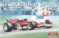 チーム ロータス Type72C (1970)