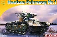 ドラゴン1/72 ARMOR PRO (アーマープロ)NbFz ノイバウファールツォイク 多砲搭載戦車 (1号機)