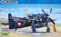 ホビーボス1/48 エアクラフト プラモデルF8F-1B ベアキャット