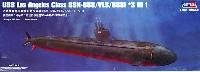 ホビーボス1/350 艦船モデルアメリカ海軍 ロサンゼルス級 SSN-688/VLS/688i (3 in 1)