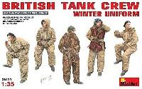 イギリス戦車兵 防寒服
