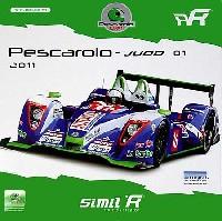 ぺスカローロ ジャッド LMP1 2011年 ル・マン仕様