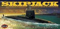アメリカ海軍 原子力潜水艦 USS スキップジャック