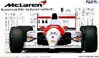 フジミ1/20 GPシリーズマクラーレン ホンダ MP4/6 前期型 サンマリノGP 1991