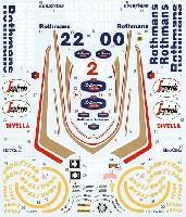 ウイリアムズ FW16B 1994 スペアデカール