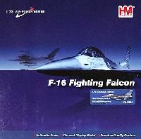 ホビーマスター1/72 エアパワー シリーズ (ジェット)F-16CG ブロック40 ナイトファルコン トリプル・ニッケル