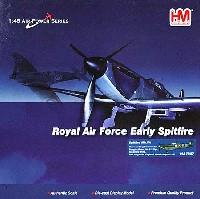 ホビーマスター1/48 エアパワー シリーズ (レシプロ)スピットファイア Mk.5A ダグラス・バーター