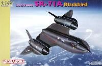 ドラゴン1/144 ウォーバーズ (プラキット)SR-71A ブラックバード