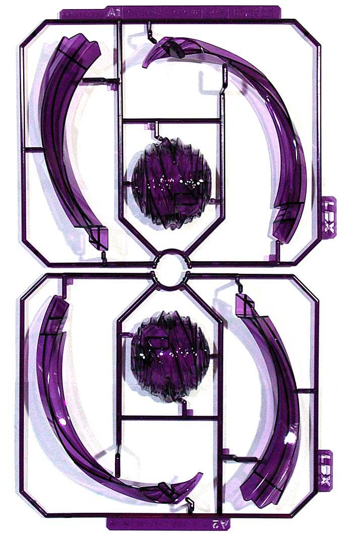 AF ブラックストーム (アタックファンクション ブラックストーム)プラモデル(バンダイLBX カスタムエフェクト (ダンボール戦機)No.003)商品画像_1