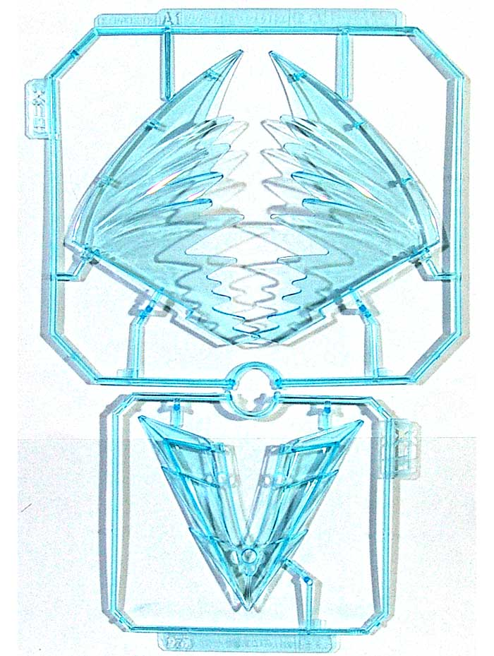 AF コスモスラッシュ (アタックファンクション コスモスラッシュ)プラモデル(バンダイLBX カスタムエフェクト (ダンボール戦機)No.004)商品画像_1