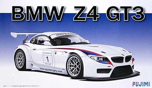 BMW Z4 GT3 2011プラモデル(フジミ1/24 リアルスポーツカー シリーズNo.031)商品画像