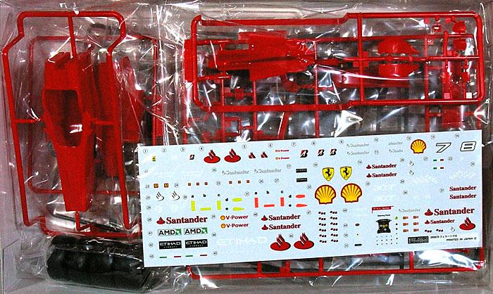 フェラーリ F10 ドイツGPプラモデル(フジミ1/20 GPシリーズNo.GP041)商品画像_1