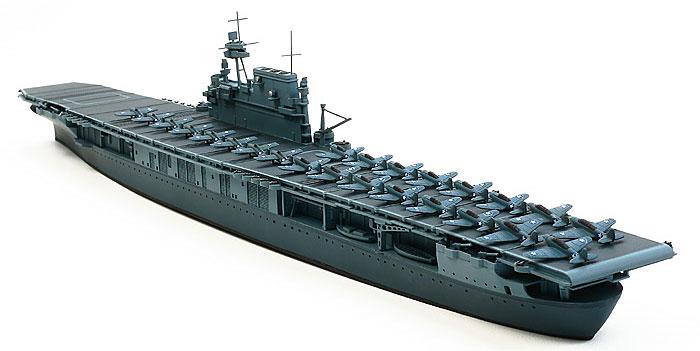 アメリカ海軍 航空母艦 ヨークタウンプラモデル(タミヤ1/700 ウォーターラインシリーズNo.712)商品画像_3