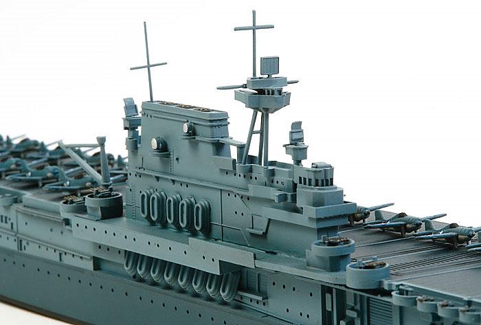 アメリカ海軍 航空母艦 ヨークタウンプラモデル(タミヤ1/700 ウォーターラインシリーズNo.712)商品画像_4