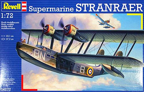スーパーマリン ストランラープラモデル(レベル1/72 飛行機No.04277)商品画像