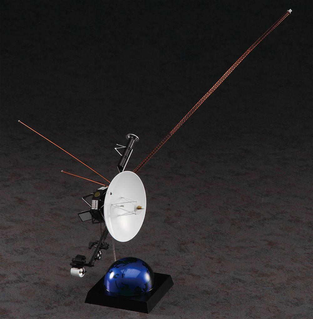 無人宇宙探査機 ボイジャープラモデル(ハセガワサイエンスワールド シリーズNo.SW002)商品画像_3