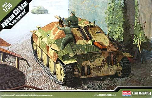 ドイツ 駆逐戦車 ヘッツァー 後期型プラモデル(アカデミー1/35 ArmorsNo.13230)商品画像