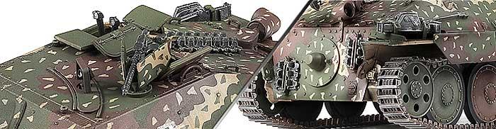 ドイツ 駆逐戦車 ヘッツァー 後期型 (アカデミー 1/35 Armors No.13230) の商品画像