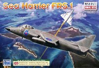 ミニクラフト1/144 軍用機プラスチックモデルキットイギリス海軍 ホーカー シーハリアー FRS.1