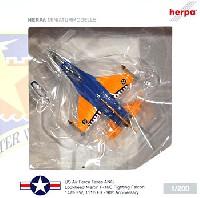 ヘルパherpa Wings (ヘルパ ウイングス)F-16C ファイティングファルコン アメリカ空軍 テキサスANG 147FW 111FS 90周年記念塗装