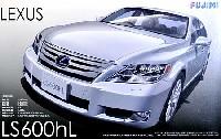 フジミ1/24 インチアップシリーズレクサス LS600hl 2010年モデル