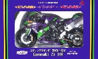 エヴァンゲリオンRT 初号機 TRICK☆STAR カワサキ ZX-10R 2010年仕様 (レジン製塗装済み完成品)