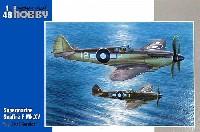 スペシャルホビー1/48 エアクラフト プラモデルスーパーマリン シーファイア F Mk.15 太平洋戦線